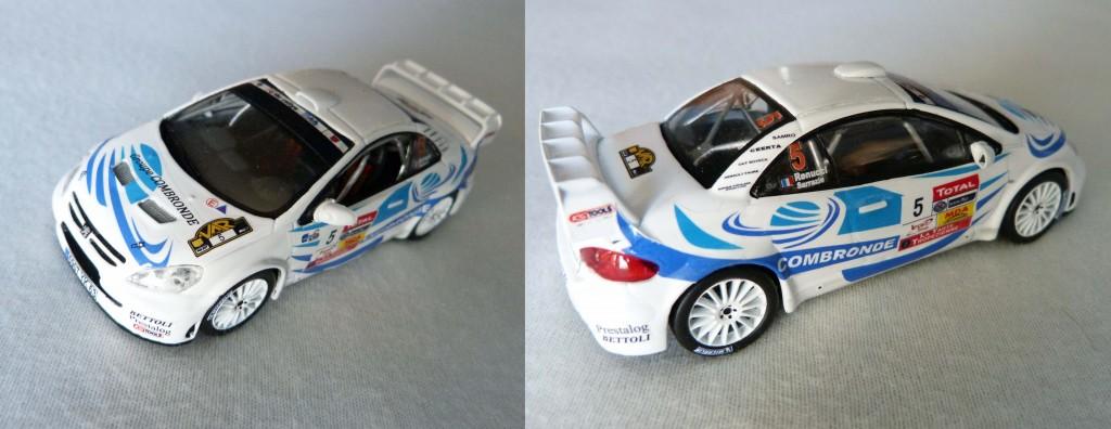 307 WRC var