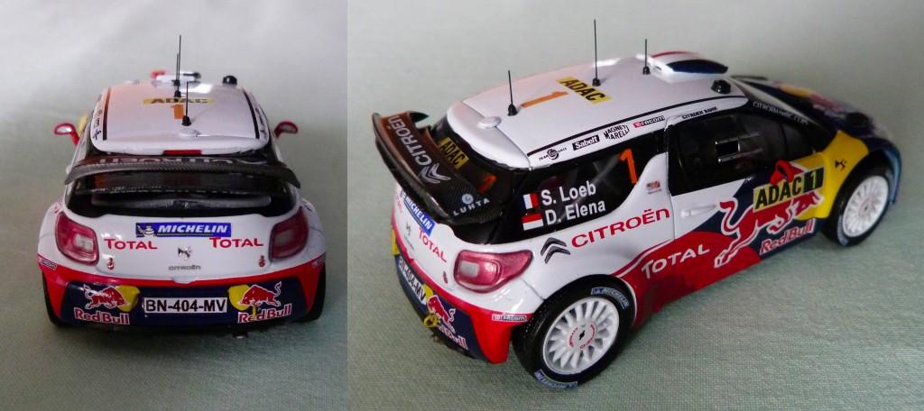 DS3 WRC ADAC 2012 loeb AR