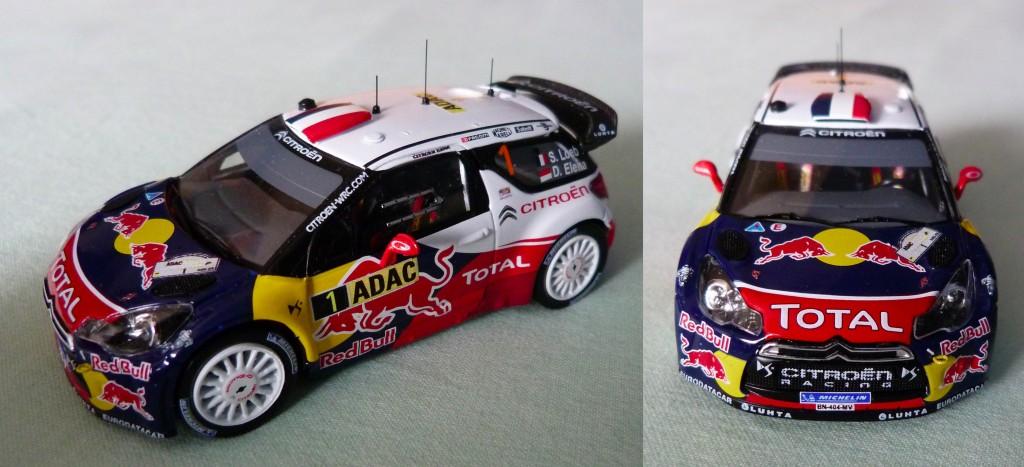 DS3 WRC ADAC 2012 loeb AV