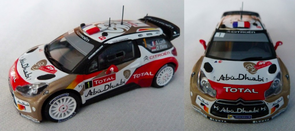 DS3 WRC MC 2013 Loeb AV