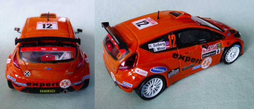 Fiesta S2000 H Solberg Rallye MC 2011 AR