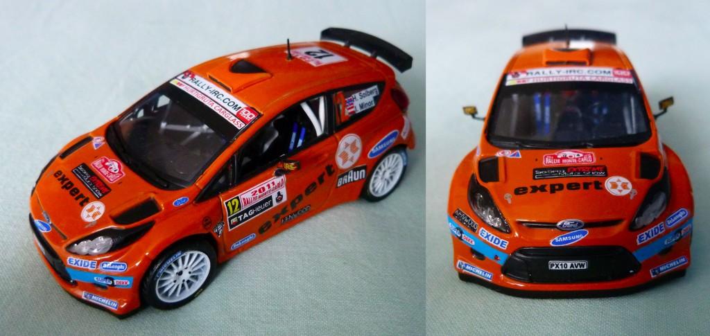 Fiesta S2000 H. Solberg Rallye MC 2011 AV
