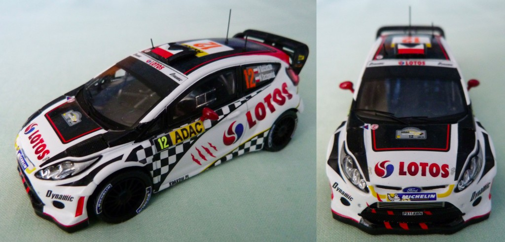 Fiesta WRC ADAC 2013 Kosciuszko AV