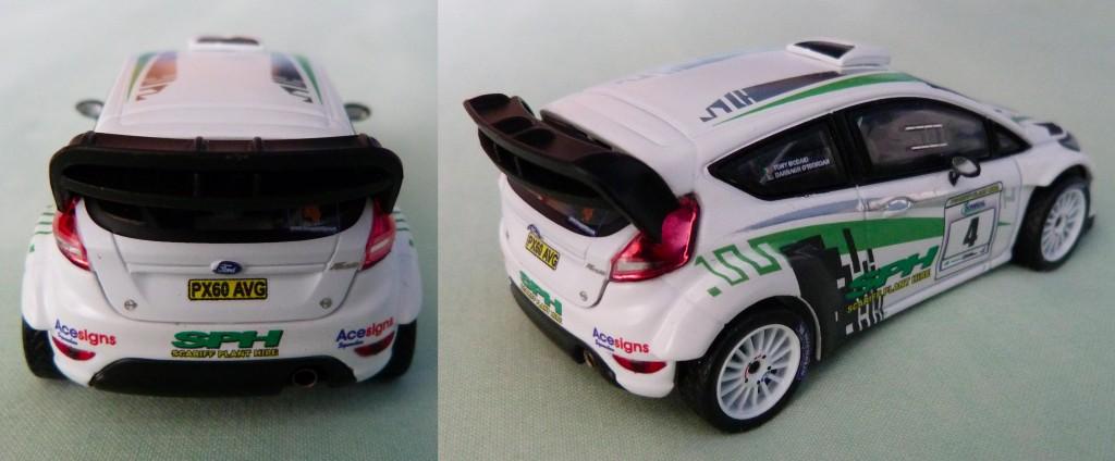 Fiesta WRC Donegal 2013 O'riordan AR