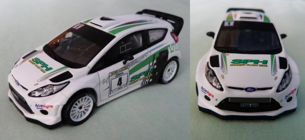 Fiesta WRC Donegal 2013 O'riordan AV