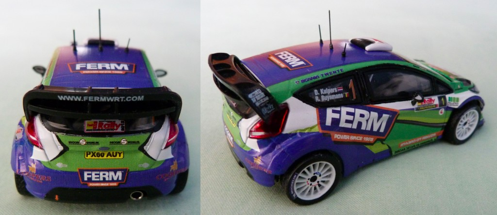 Fiesta WRC Kuipers Tank s 2013 AR