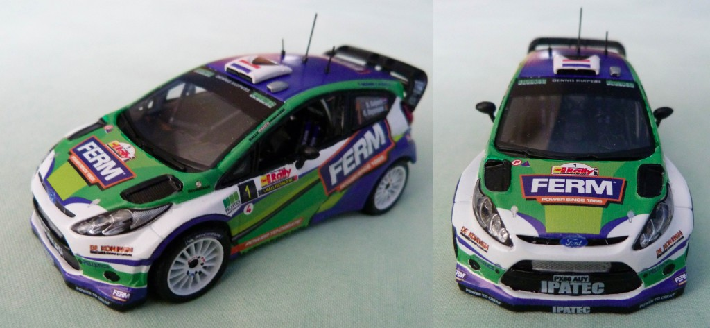 Fiesta WRC Kuipers Tank s 2013 AV