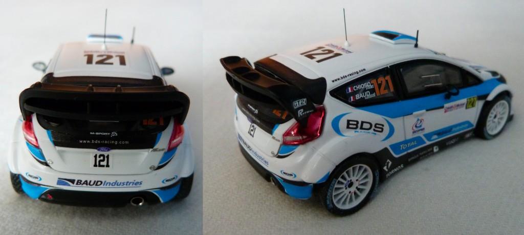 Fiesta WRC Rallye de France 2013 Baud AR