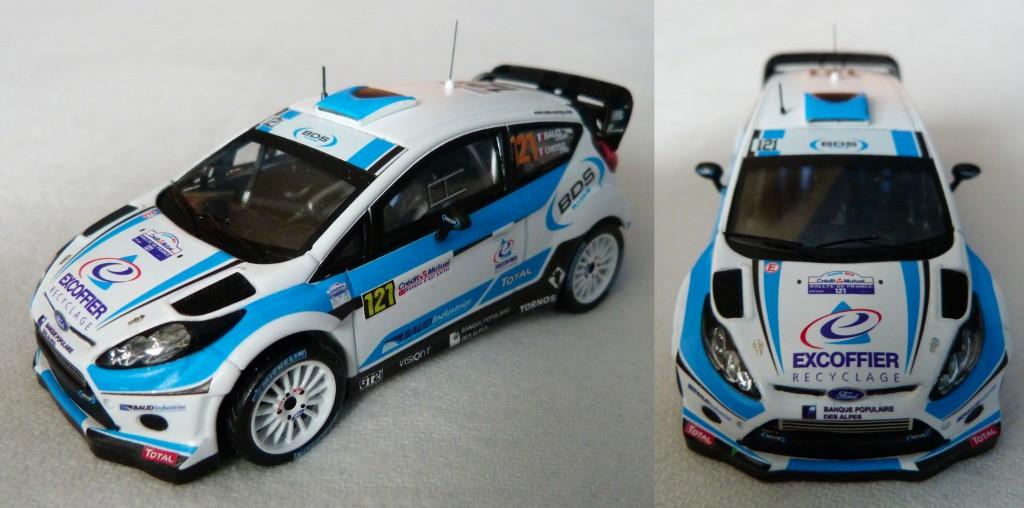 Fiesta WRC Rallye de France 2013 Baud AV