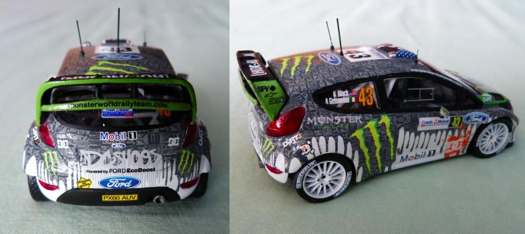 Fiesta WRC block France 2011 AR