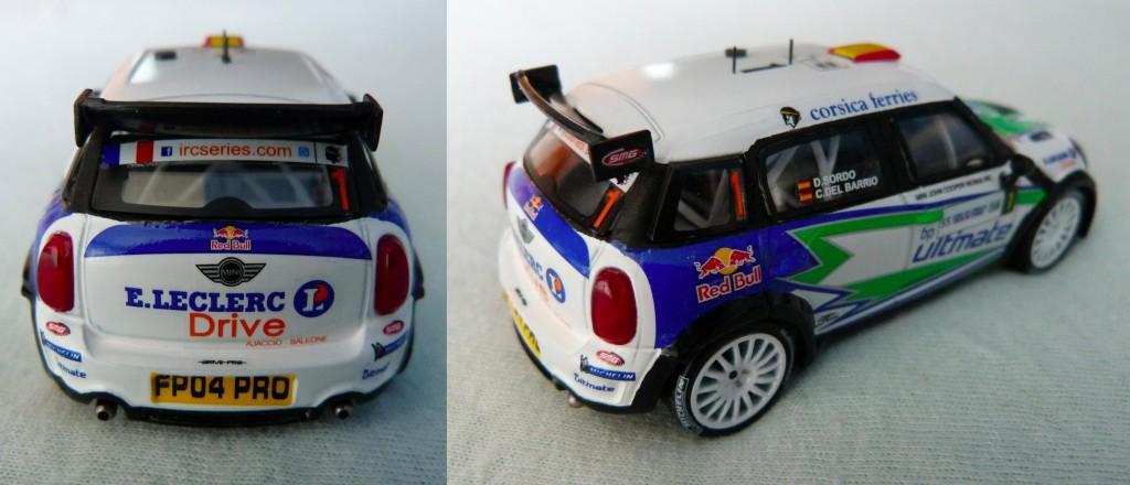Mini S2000 Corse 2012 Sordo AR