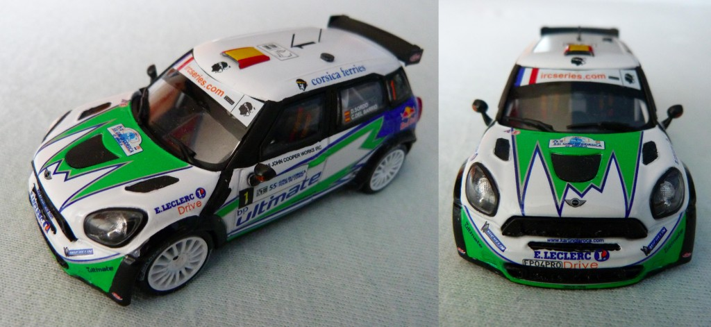 Mini S2000 Corse 2012 Sordo AV
