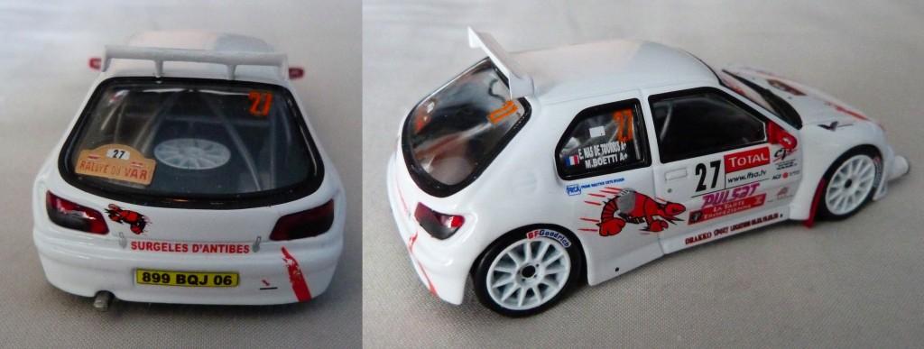 Peugeot 306 Rallye du var 2008 Boetti AR