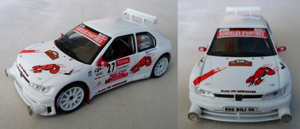Peugeot 306 Rallye du var 2008 Boetti AV