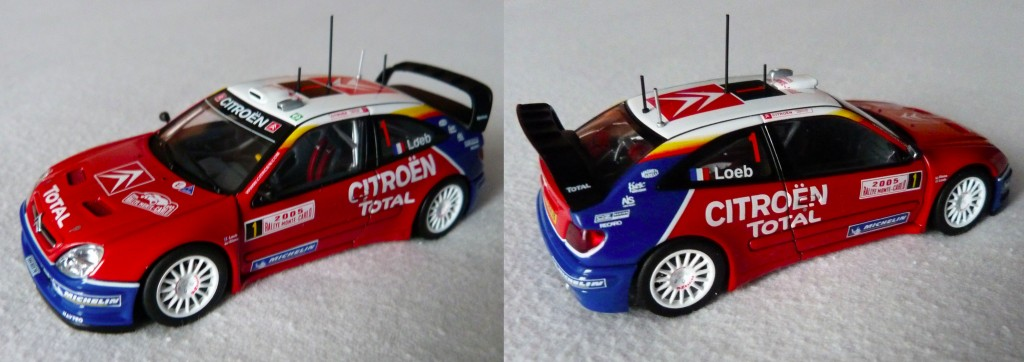 Xsara WRC MC 2005 Loeb