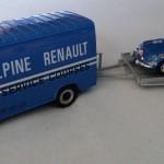 Camion d'assistance Alpine A110