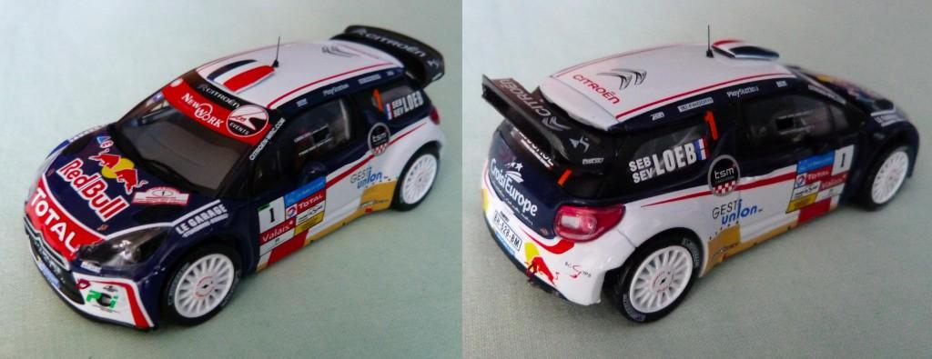 DS3 WRC Chablais 2013 seb sev Loeb ixo