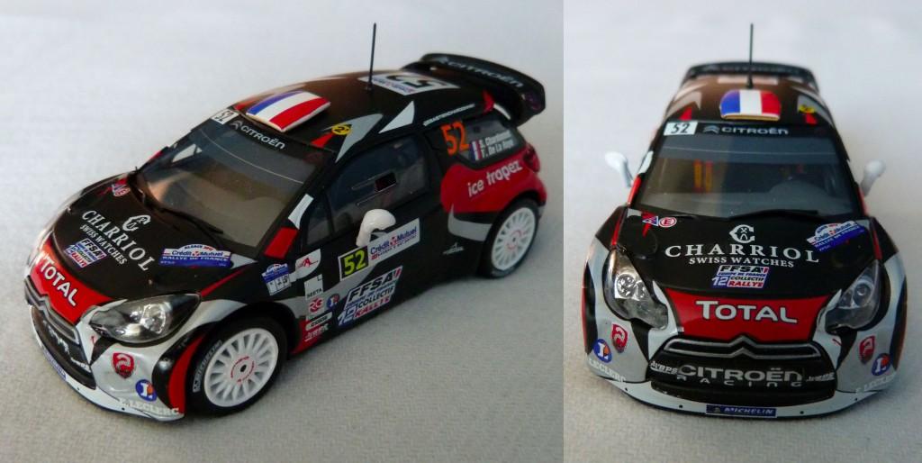 DS3 WRC France 2012 Chardonnet AV