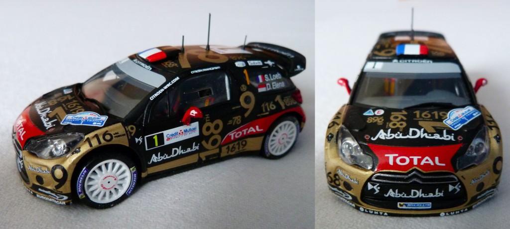 DS3 WRC France 2013 Loeb AV