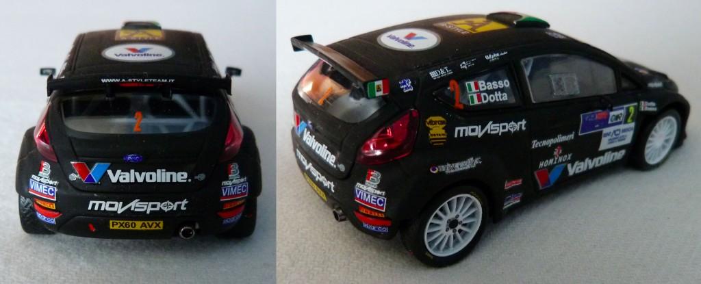 Fiesta RRC 1000 Miglia 2012 Basso AR