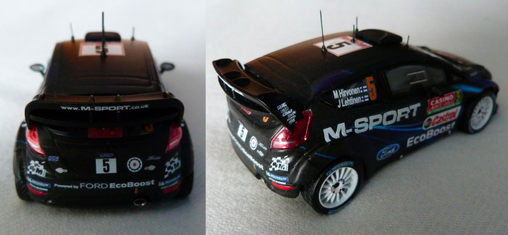 Fiesta WRC Monte carlo 2014 Hirvonen AR