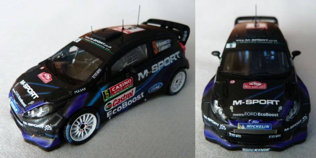 Fiesta WRC Monte carlo 2014 Hirvonen AV
