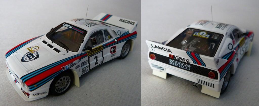 Lancia 1000 Lakes 1983