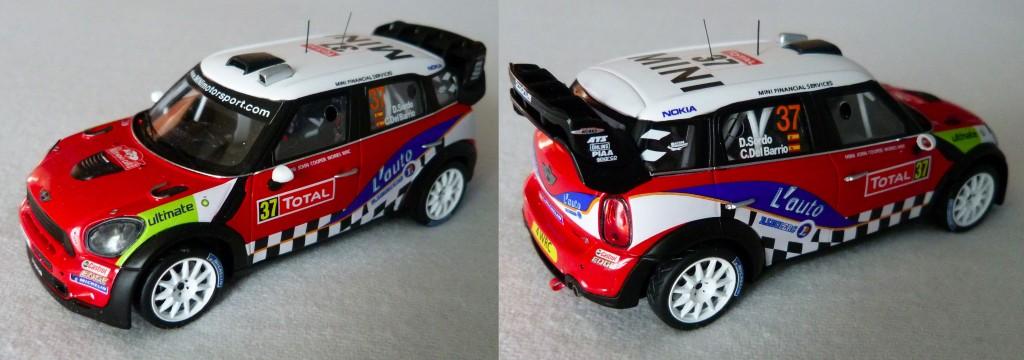 Mini wrc Monte carlo 2012 Sordo
