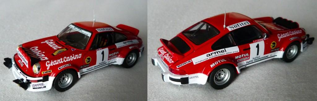 Porsche 911SC Cévennes 1979