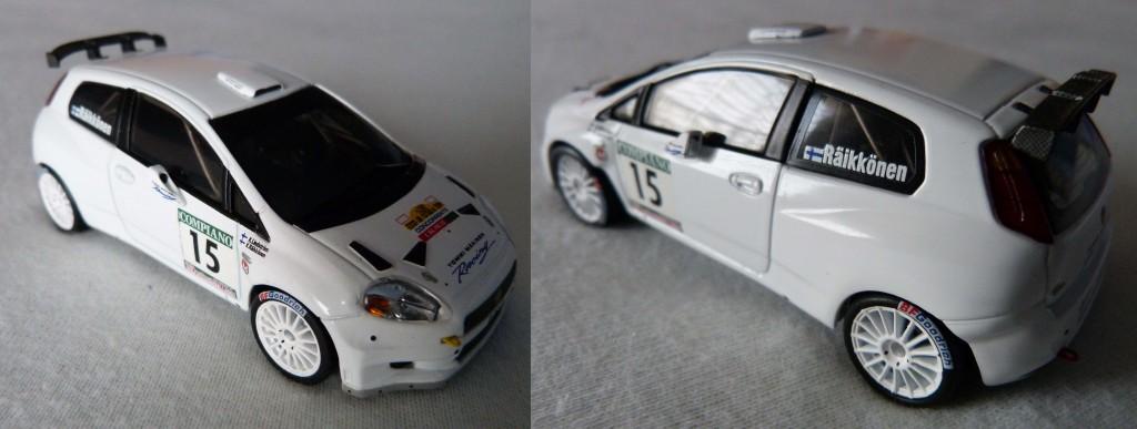 Punto s2000 Raiko blanche