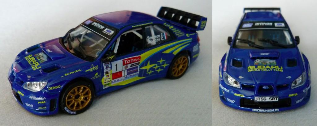 Subaru WRC Cevennes 2011 Brunson AV