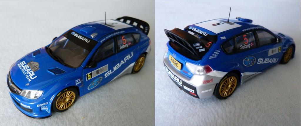 Subaru WRC Solberg