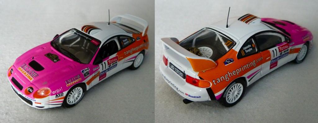 Toyota Celica Touquet 2010