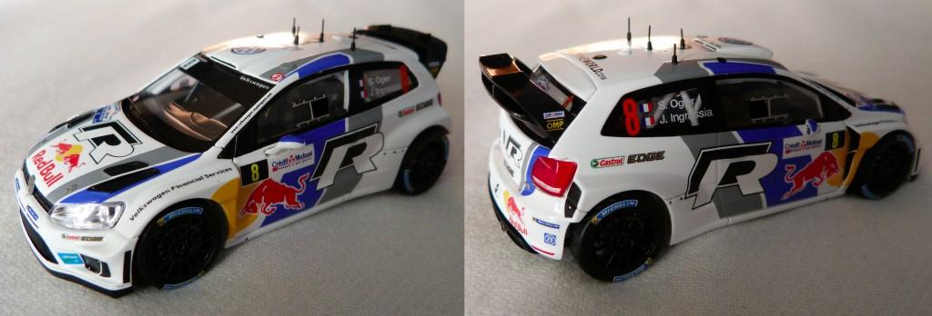 VW WRC France 2013 Ogier