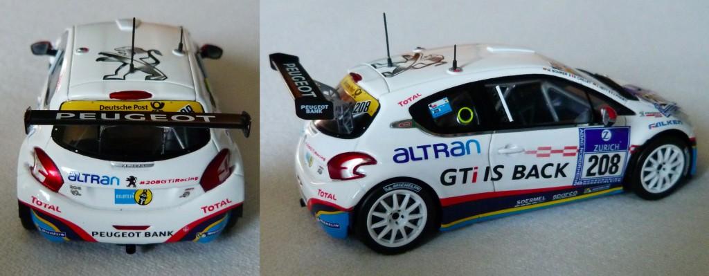 208 GTI 24H Nurburgring 2013 AR