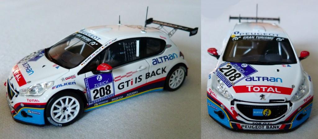208 GTI 24H Nurburgring 2013 AV