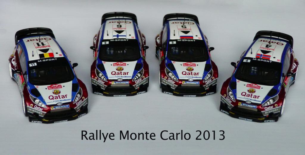 4 Fiesta WRC MC 2013