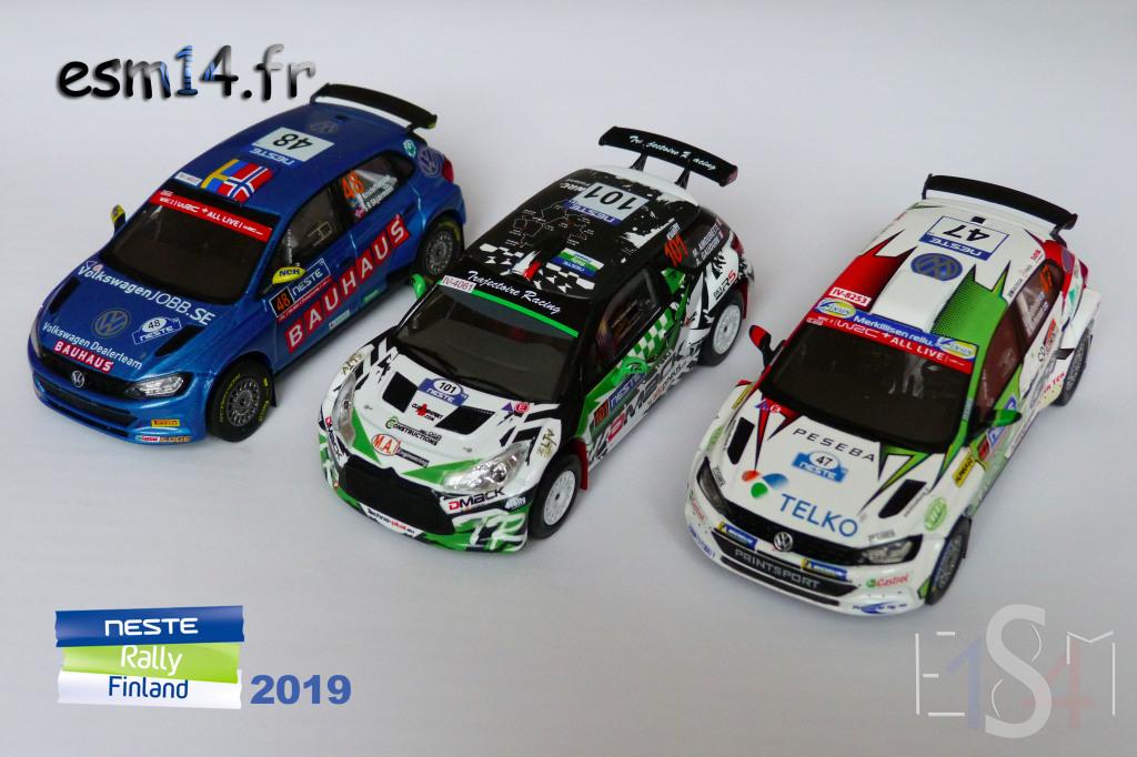 Finlande 2019 polo ds3 r5