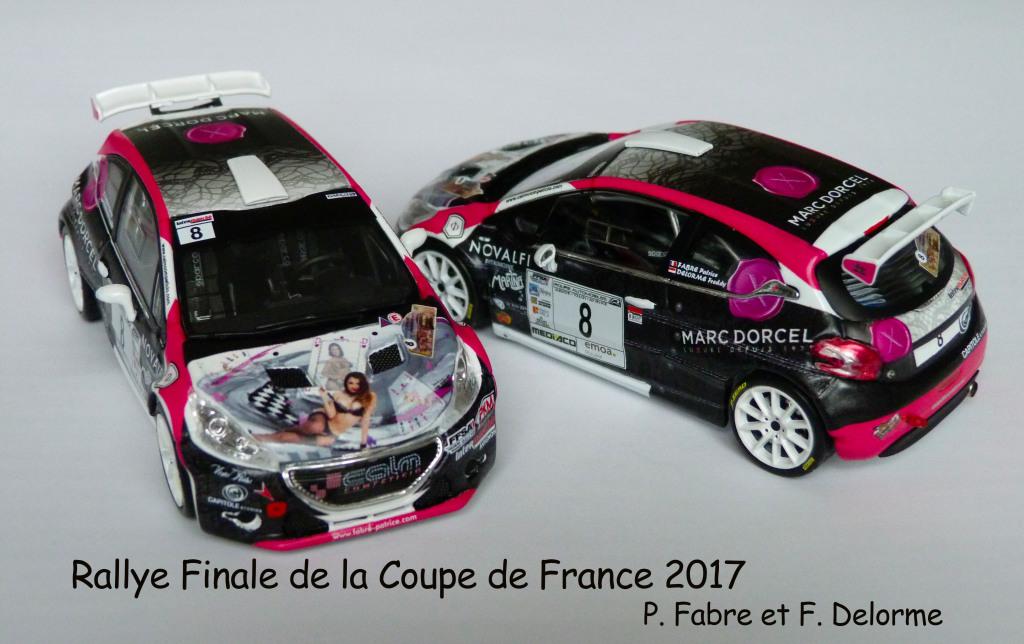 Peugeot 208 T16 R5 Finale CF 2017 Fabre site