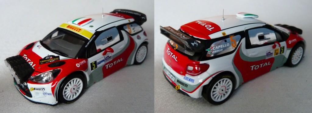 DS3 WRC Monza 2011 Capello
