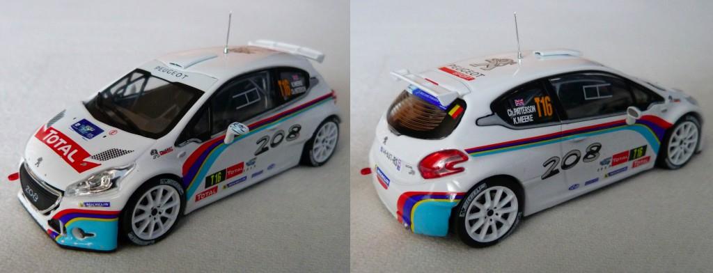 Peugeot 208 T16 R5 Ypres