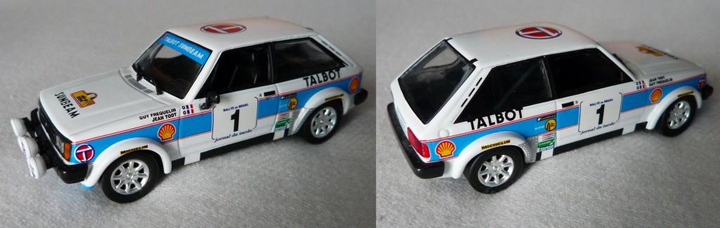 Talbot Lotus brazil 1981