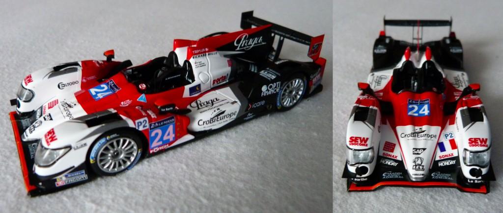 Sebastien loeb racing 24H AV
