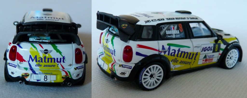 Mini WRC Touquet 2015 Barbara (AR)