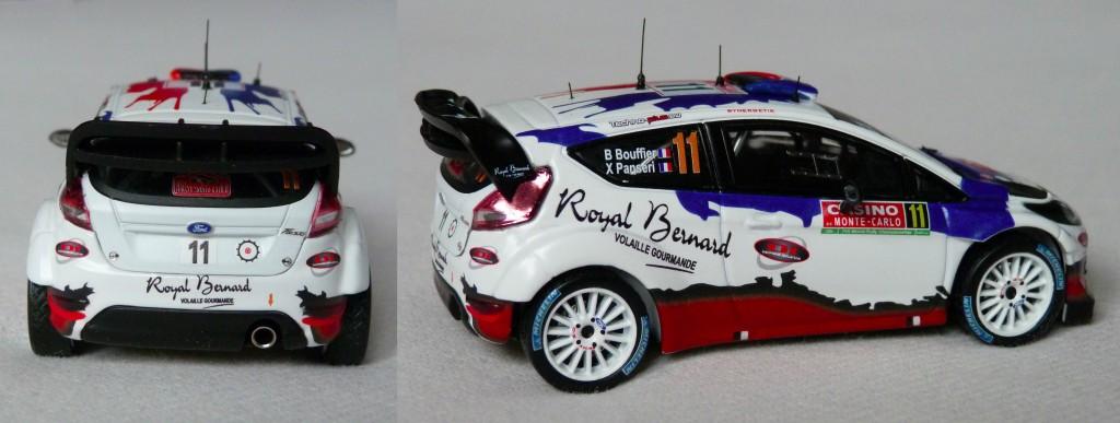 Ford Fiesta WRC MC 2014 Bouffier AR