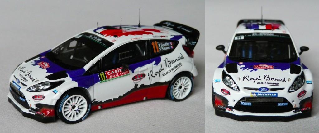 Ford Fiesta WRC MC 2014 Bouffier AV