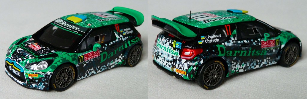 DS3 WRC MC 2015 Protasov