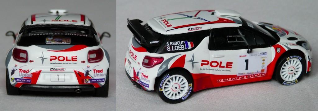 DS3 WRC Champagne 2015 Loeb AR