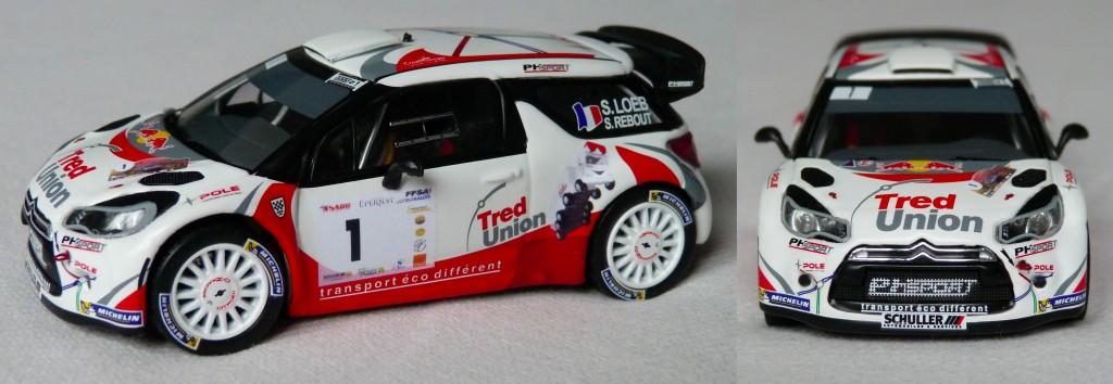 DS3 WRC Champagne 2015 Loeb AV