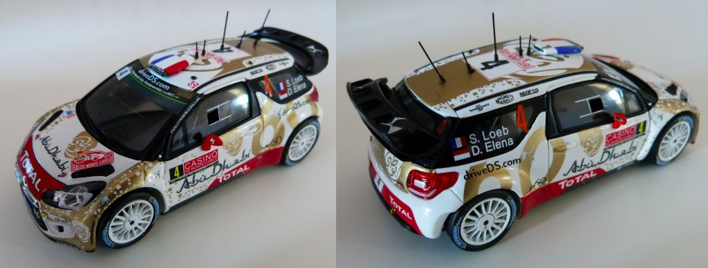 DS3 WRC MC 2015 Loeb